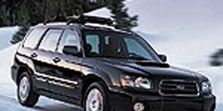 Subaru Forester 2 5 Xt