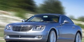 2004 Chrysler Crossfire - First Drive Review