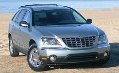 2004 chrysler pacifica factory manual