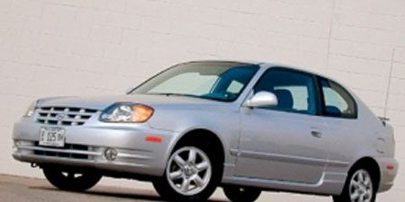 2004 Hyundai Accent Gt Short Take Road Test