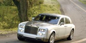 2004 Rolls-Royce Phantom - First Drive Review