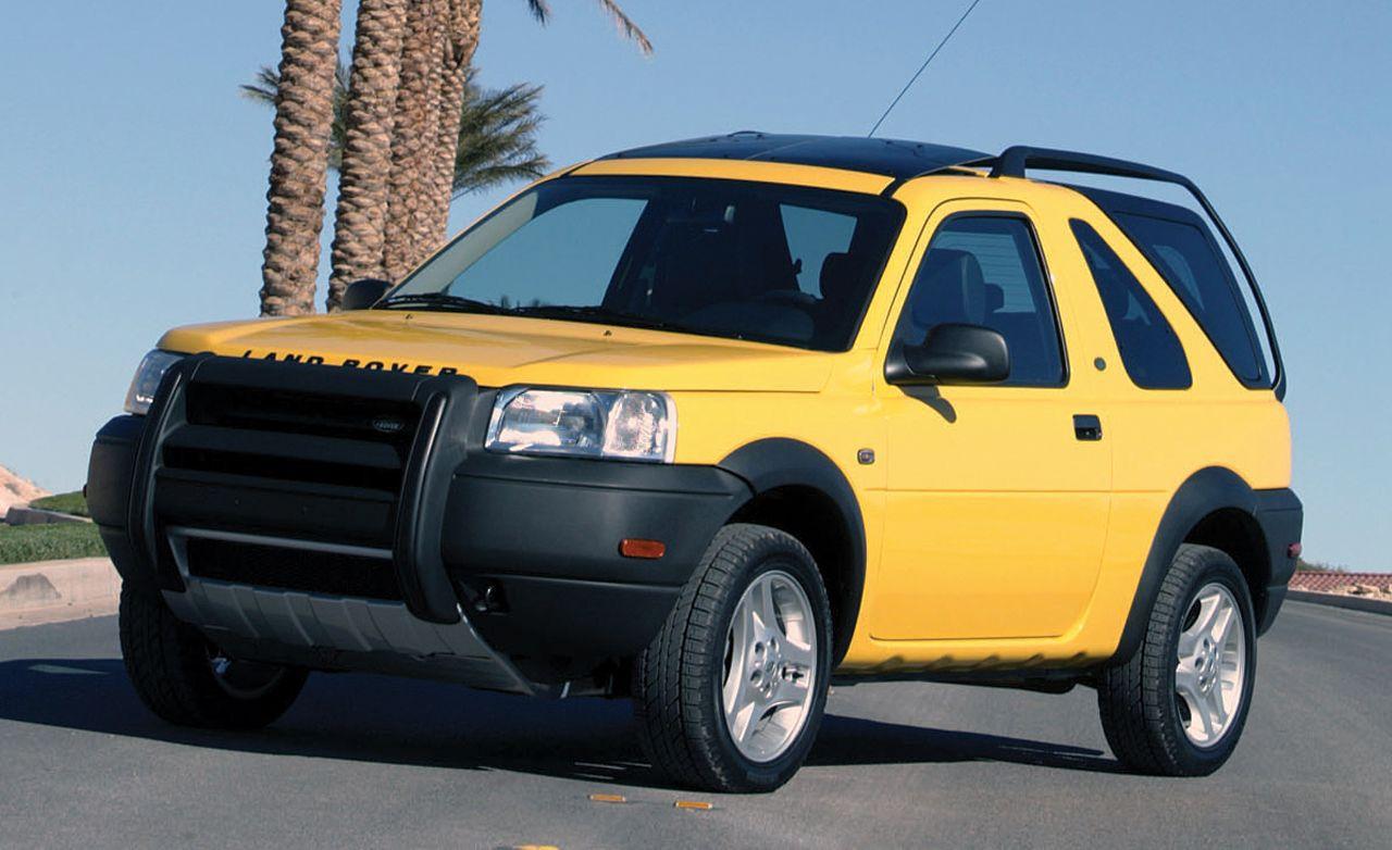 Kekurangan Toyota Freelander Tangguh