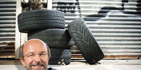 Tire, Automotive tire, Dress shirt, Shirt, Automotive wheel system, Synthetic rubber, Tread, Rim, Facial hair, Beard,