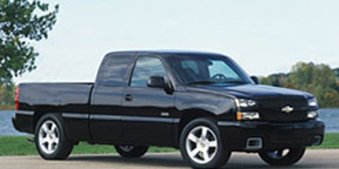 Like The Dodge Ram Srt 10 This Chevy Is For Real As You Read It Should Be Going On 39 995 Not Quite Extreme Machine