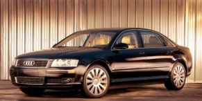 Read The Review And See Photos Of 2004 Audi A8l 4 2 Quattro At Car Driver