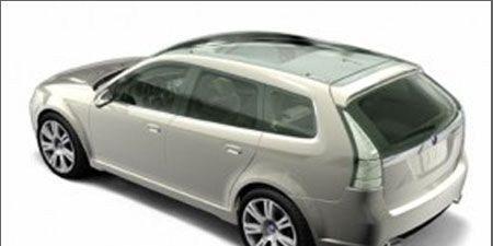Saab Traditionalists Didnt Have To Wait Too Long For A Five Door Hatchback Version Of The New 9 3 Which Currently Is Available Only As Four Sedan