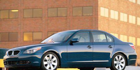 2004 bmw 530i sport package specs
