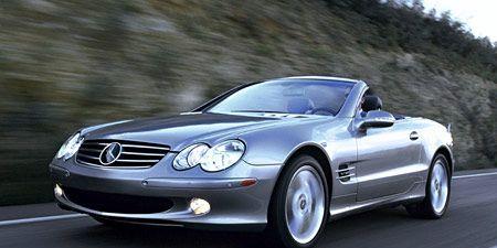 Mercedes Benz SL600 –