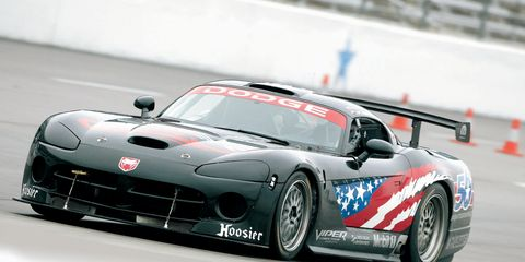 Dodge Viper Competition Coupe –
