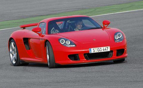 2004 Porsche Carrera GT Defines Magnificent