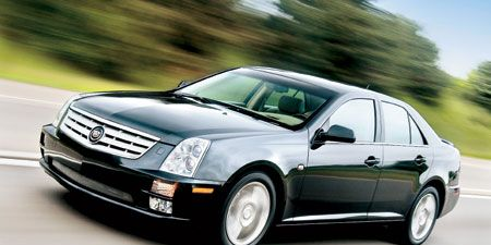 Is Cadillac A Foreign Car >> Cadillac Sts V 8