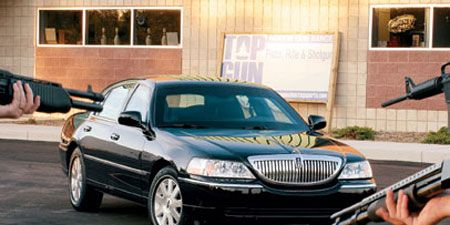 Lincoln Town Car Bps Short Take Road Test 8211 Review 8211 Car