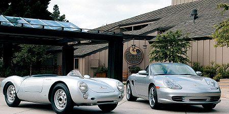 James Dean Porsche >> A James Dean Porsche
