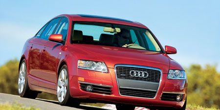Audi A6 42 Quattro