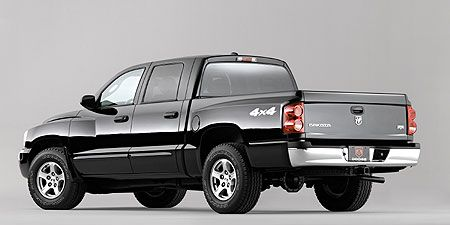 2008 dakota reliability