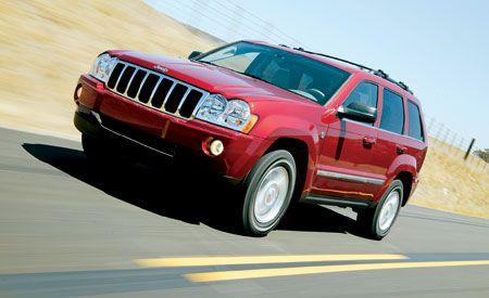 jeep grand cherokee limited 4wd 5 7l Hemi Engine Model