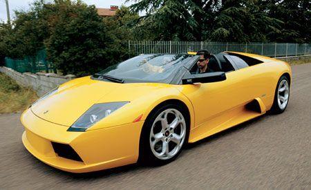 Lamborghini Murci Eacute Lago Roadster