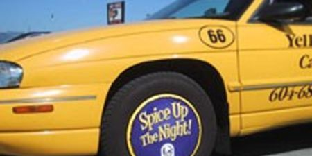 Tire, Motor vehicle, Wheel, Mode of transport, Blue, Transport, Vehicle, Yellow, Car, Hood,
