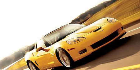 2006 Chevrolet Corvette Z06 First Drive –