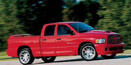 Dodge Ram Srt 10 Quad Cab
