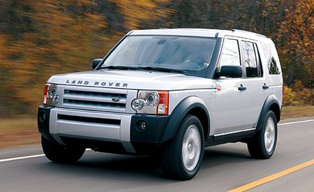 2008 Land Rover Lr3 Hse 4wd 4dr Features And Specs