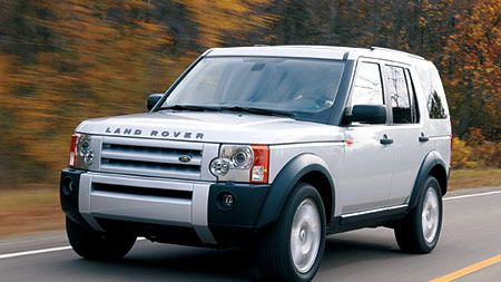 Land Rover Models >> New Land Rover Vehicles Models And Prices Car And Driver