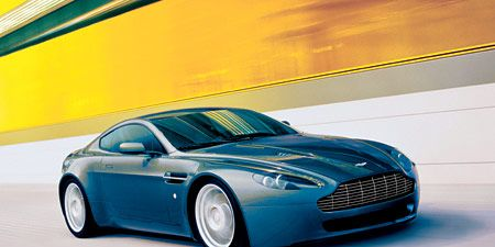 The Best Aston Martin Reliability Problems