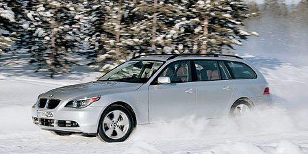 2007 bmw 530xi wagon specs