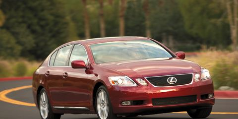 2006 Lexus Gs >> 2006 Lexus Gs300 Road Test 8211 Review 8211 Car And Driver