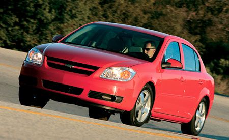 Chevrolet Cobalt Ls Photo 5303 S Original Jpg
