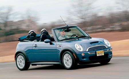 Mini Cooper S Convertible Photo 5263 Original Jpg