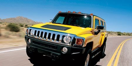 hummer h3 traction control failed