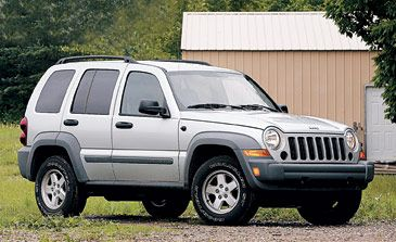 Jeep Liberty Mpg >> Jeep Liberty Sport 4x4 Diesel
