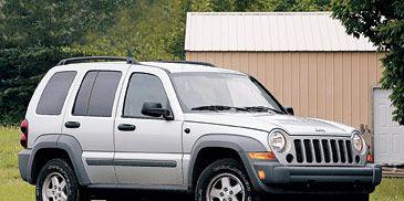 Jeep Liberty Sport 4x4 Diesel