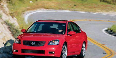 Nissan Altima Se R