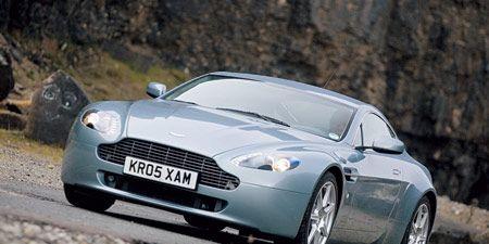 2006 Aston Martin V 8 Vantage First Drive