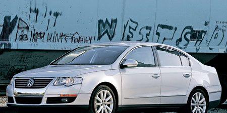 Volkswagen Passat 3 6