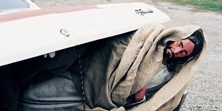Textile, Outerwear, Denim, Jacket, Comfort, Street fashion, Leather, Leather jacket, Pocket, Top,