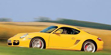 Tire, Mode of transport, Automotive design, Yellow, Vehicle, Automotive lighting, Car, Performance car, Landscape, Plain,