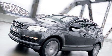 2007 Audi Q7 4 2 Quattro