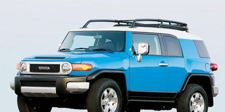Tire, Motor vehicle, Wheel, Automotive tire, Automotive design, Blue, Automotive exterior, Automotive mirror, Vehicle, Toyota fj cruiser,