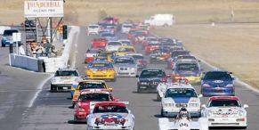 Motor vehicle, Mode of transport, Automotive design, Vehicle, Race track, Infrastructure, Motorsport, Car, Asphalt, Sports car racing,