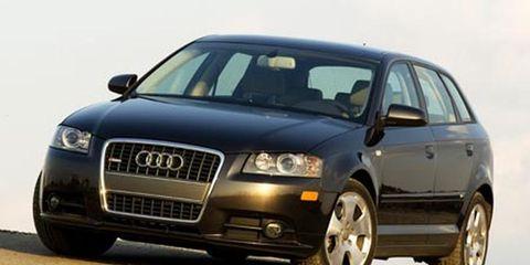 2006 Audi A3 3 2 Quattro S Line 8211 Instrumented Test