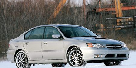 Chevrolet Lease Deals >> 2006 Subaru Legacy 2.5GT spec.B