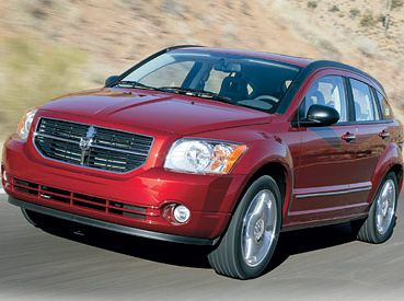 Dodge Caliber Review Pricing And Specs