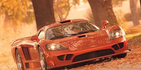 Automotive design, Vehicle, Hood, Land vehicle, Automotive lighting, Performance car, Car, Red, Supercar, Rim,