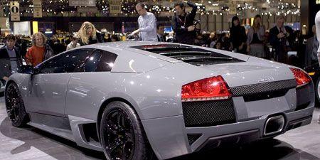 2007 Lamborghini Murci Eacute Lago Lp640