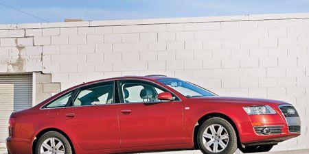 2005 Audi A6 3 2 Quattro