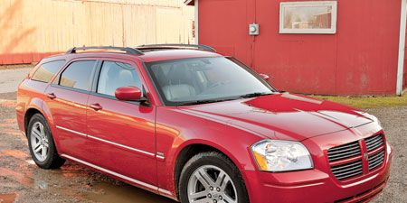 What Does Rt Stand For Dodge >> 2005 Dodge Magnum Rt