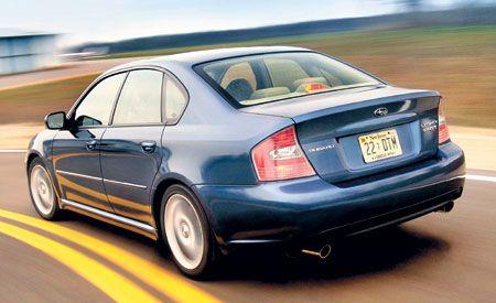 2005 subaru legacy 2 5gt limited2005 Subaru Legacy Gt Turbo #6